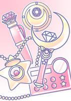 Starter Kit: Magical Girl by Mezzochan