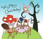 Very Merry Unbirthday