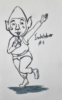 Tingle   Inktober #01