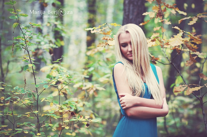 Autumn Breeze by MarijaBerjoza