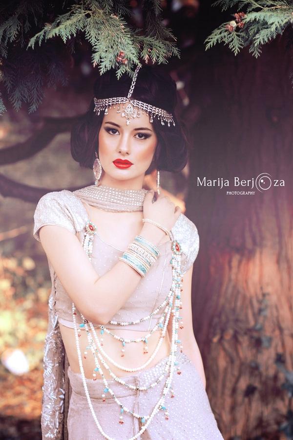 Eastern Princess by MarijaBerjoza