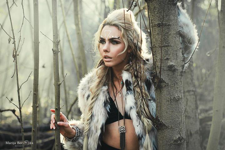 [Tribal] I by MarijaBerjoza
