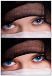 Eye Coloring in Photoshop