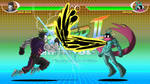 Skratchfighter:  HOJO vs PULSAR by AJFitzgerald