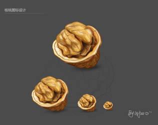nut icon by Ada-lijue