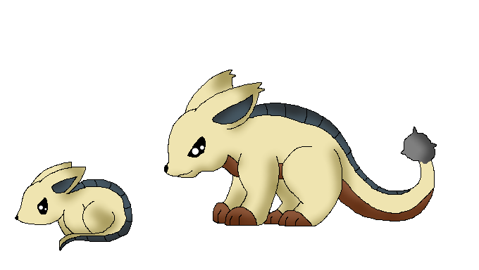 Idea 1 (Pokemon: Rustic) by Dianamond