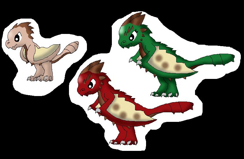 Idea 4 (Pokemon: Rustic) by Dianamond