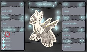 PKMNation - LaLia Latias (Transferred Out) by Dianamond