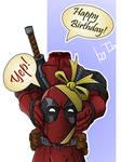 HB Deadpool