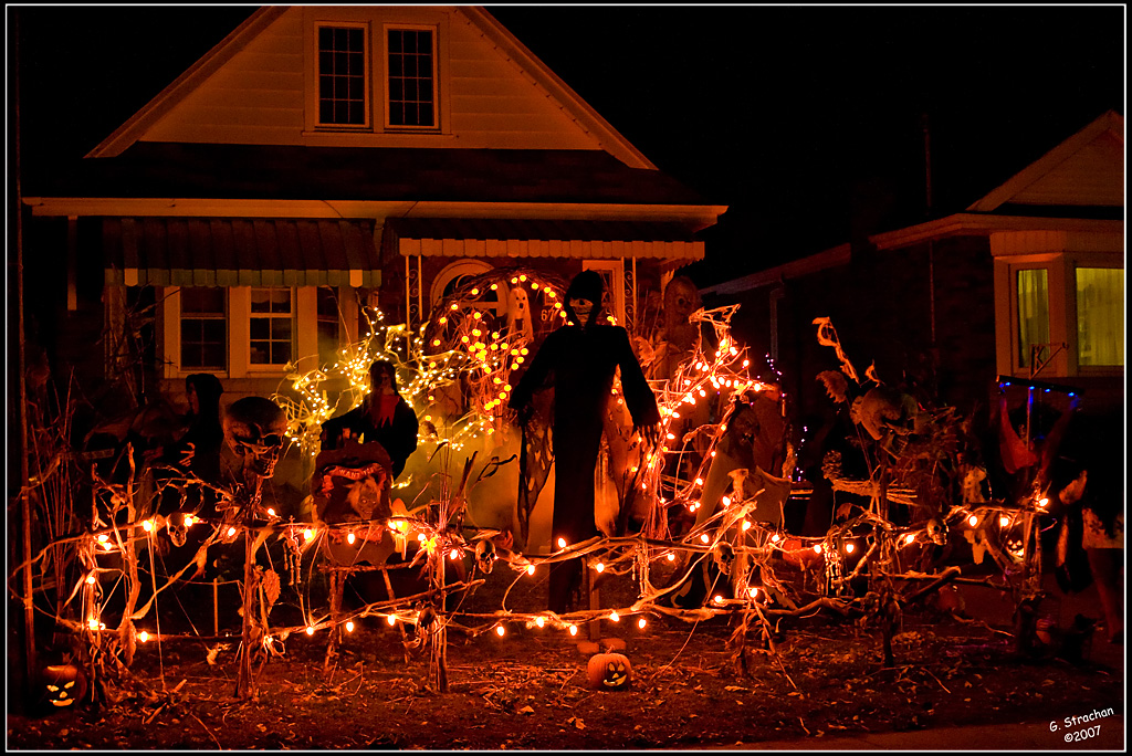 Halloween 2k7 II by MrScourge