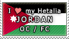 APH I love my Jordan OC Stamp by megumimaruidesu