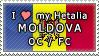 APH I love my Moldova OC Stamp by megumimaruidesu