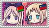 APH Chibi Heads Belarus x Liechtenstein Stamp by megumimaruidesu