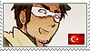 APH Turkey Stamp by megumar
