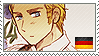 APH Germany Stamp by megumimaruidesu