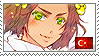 APH Fem!Turkey Stamp by megumar