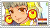 APH Fem!Egypt Stamp by megumimaruidesu