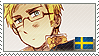 APH Sweden Stamp