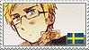APH Sweden Stamp by megumar