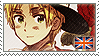 APH England Stamp by megumimaruidesu