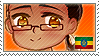 APH Ethiopia Stamp by megumimaruidesu