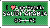 APH I love my Saudi Arabia OC Stamp by megumimaruidesu