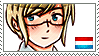 APH Luxembourg Stamp by megumimaruidesu