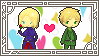 .::APH France x England Stamp::. by megumimaruidesu