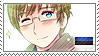 APH Estonia Stamp by megumar