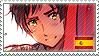 APH Spain Stamp by megumar