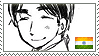 APH India Stamp by megumimaruidesu