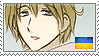 APH Male!Ukraine Stamp by megumimaruidesu