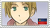 APH Male!Liechtenstein Stamp by megumimaruidesu