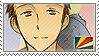 APH Male!Seychelles Stamp by megumimaruidesu