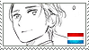 APH Luxembourg Stamp by megumar