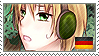APH Fem!Germany Stamp by megumimaruidesu