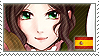 APH Fem!Spain Stamp by megumar