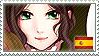 APH Fem!Spain Stamp by megumar