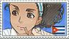 APH Fem!Cuba Stamp by megumimaruidesu