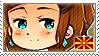 APH Macedonia Stamp by megumar
