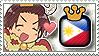 APH King KorPiri Stamp by megumimaruidesu