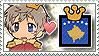 APH King LatKo Stamp by megumimaruidesu