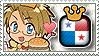 APH King AmePana Stamp by megumimaruidesu