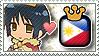 APH King Pirihon Stamp by megumar