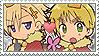 APH King NorEng Stamp by megumimaruidesu