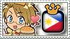APH King USPH Stamp by megumimaruidesu