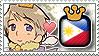 APH King RusPiri Stamp by megumimaruidesu