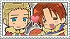 APH King GerIta Stamp by megumimaruidesu