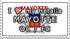 APH I love my Mayotte OC Stamp by megumimaruidesu