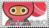 Strawberry Cookie Stamp by megumar